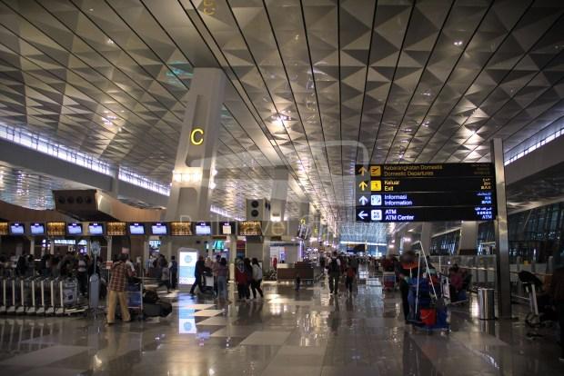 Flight Review - Indonesia AirAsia QZ268: Jakarta (Soekarno