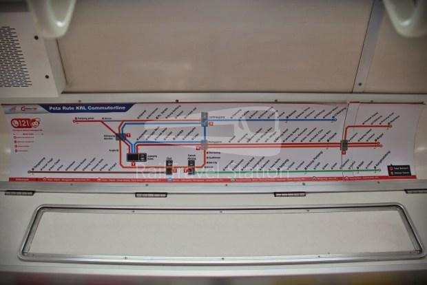 Kereta Commuter Indonesia Cikarang Line Jakarta Kota To Cikarang