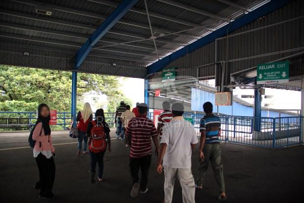 Rapid Ferry: Georgetown (Penang Island) Penang Sentral