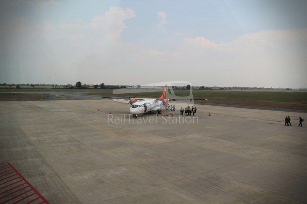 AirAsia AK6173 AOR JHB Abandoned 023