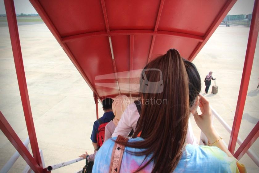 AirAsia AK6173 AOR JHB Abandoned 036