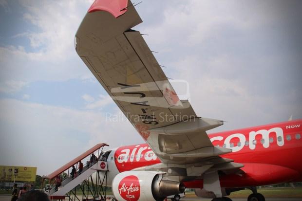 AirAsia AK6173 AOR JHB Abandoned 039