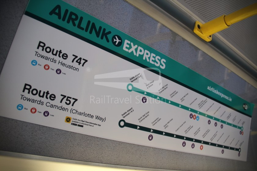 Airlink Express 757 Busaras Central Bus Station Dublin Airport 024