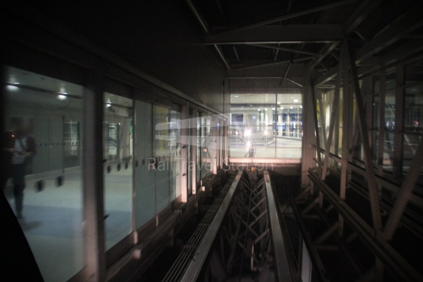 Birmingham Airport AirRail Link Airport Railway Station 014