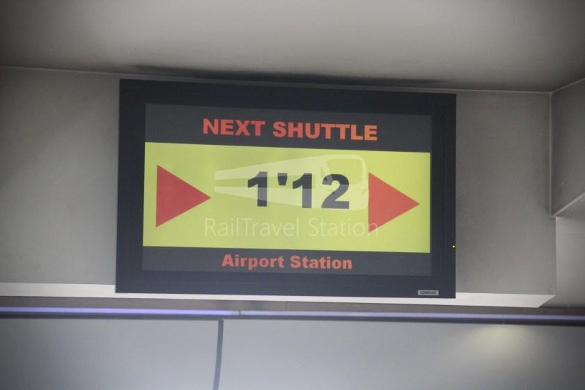 Birmingham Airport AirRail Link Railway Station Airport 006