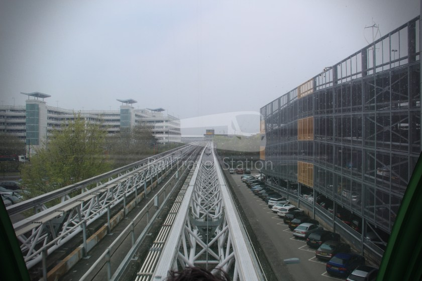 Birmingham Airport AirRail Link Railway Station Airport 012