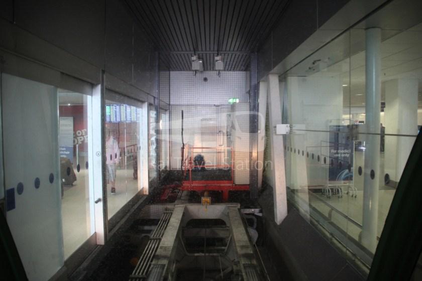 Birmingham Airport AirRail Link Railway Station Airport 019