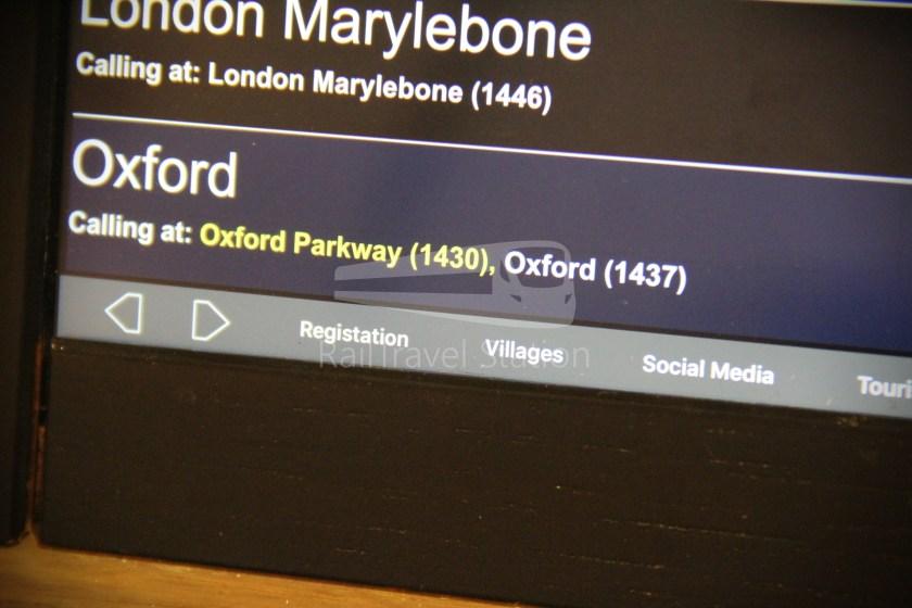 Chiltern Railways Bicester Village Oxford 009