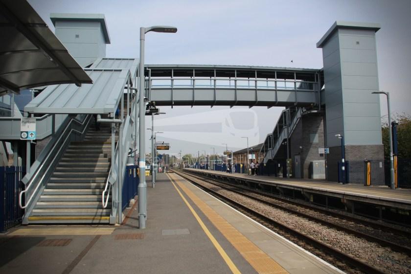 Chiltern Railways Bicester Village Oxford 015