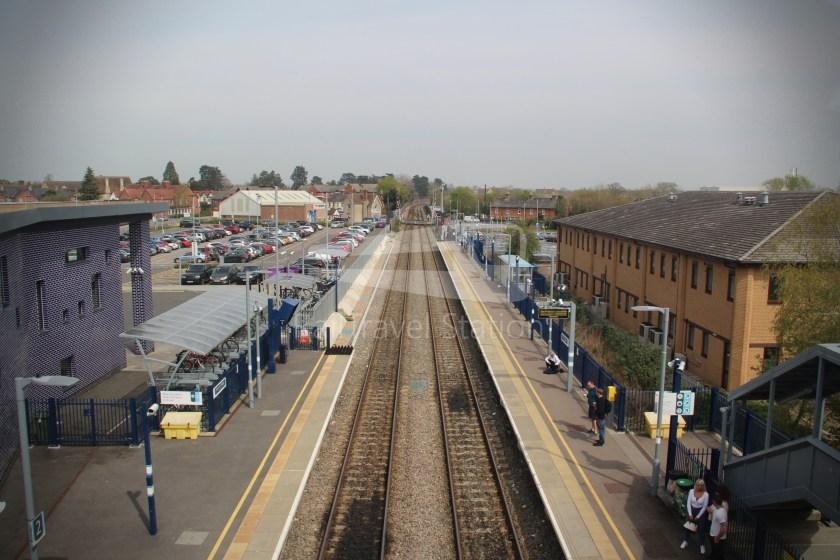 Chiltern Railways Bicester Village Oxford 017