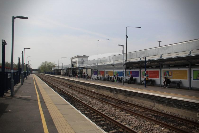 Chiltern Railways Bicester Village Oxford 021