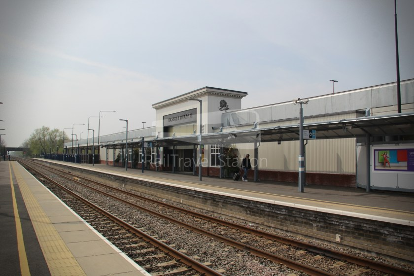Chiltern Railways Bicester Village Oxford 024