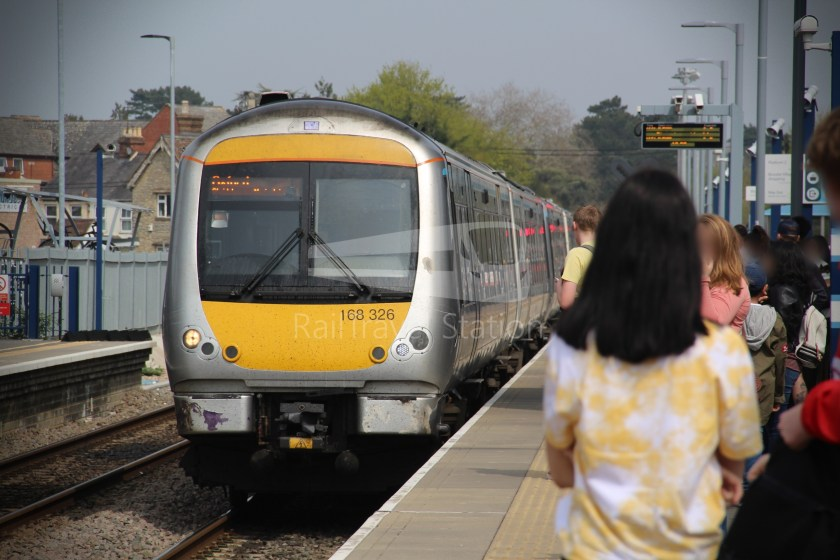 Chiltern Railways Bicester Village Oxford 025