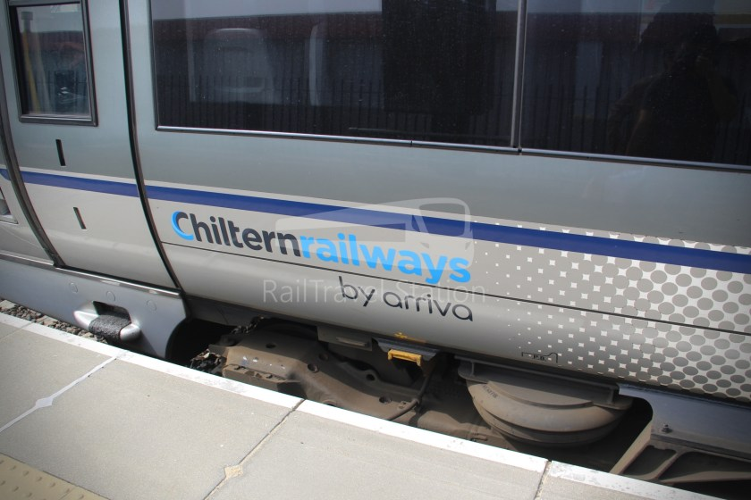 Chiltern Railways Bicester Village Oxford 028