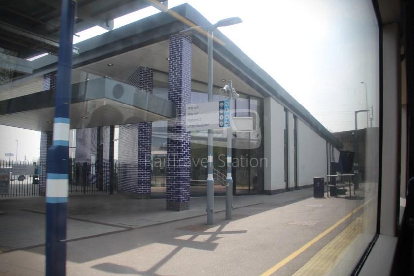 Chiltern Railways Bicester Village Oxford 036