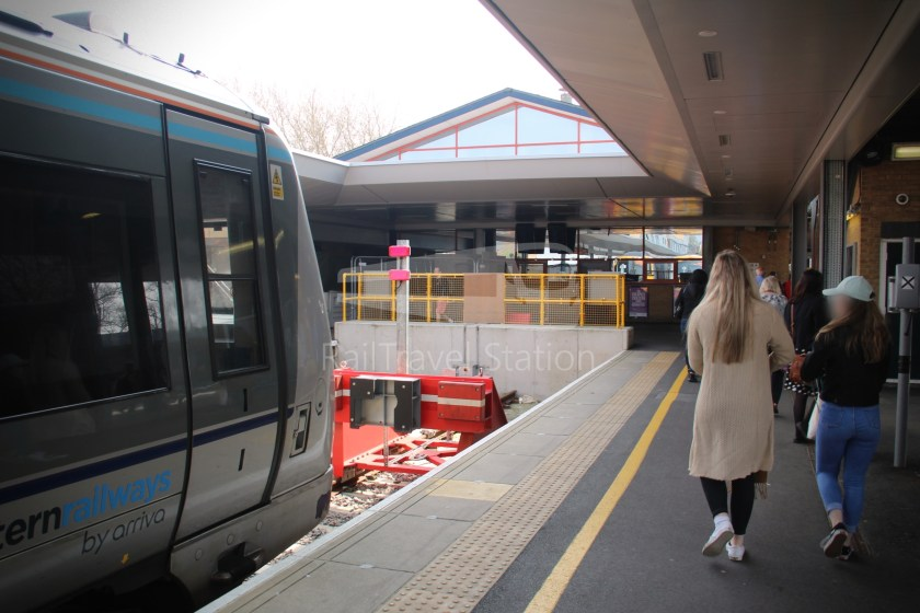 Chiltern Railways Bicester Village Oxford 049