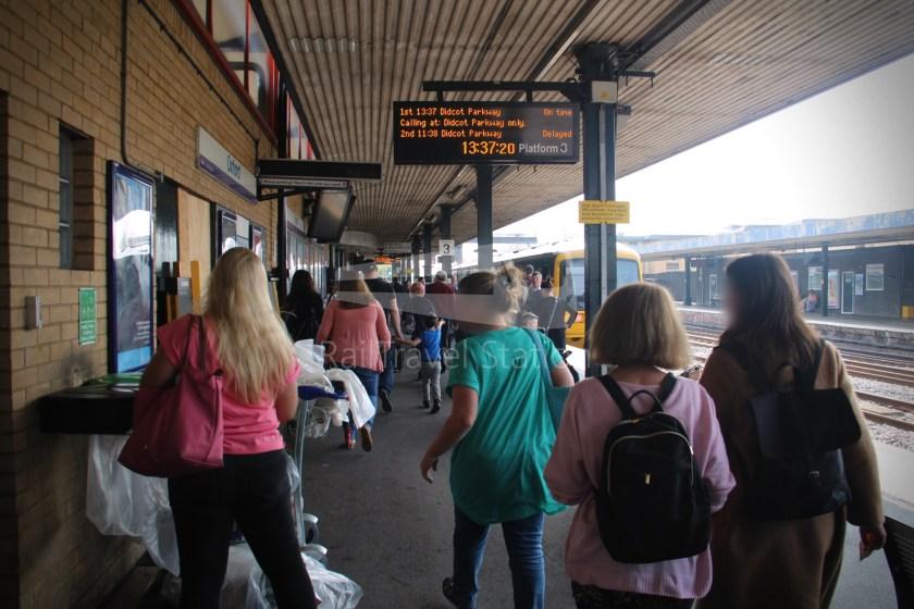 Chiltern Railways Bicester Village Oxford 051