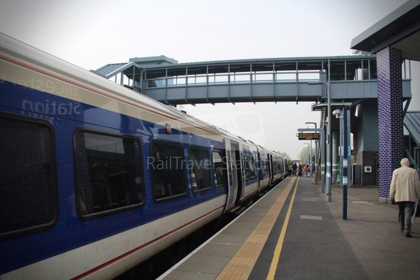 Chiltern Railways Oxford Bicester Village 045