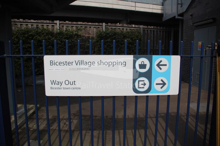 Chiltern Railways Oxford Bicester Village 050