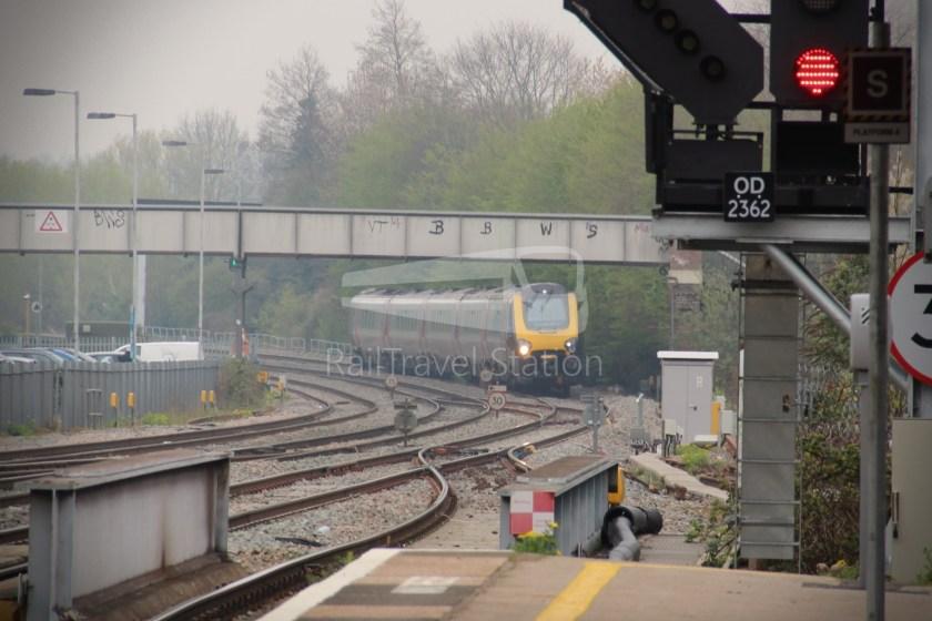 CrossCountry Oxford Birmingham International 026