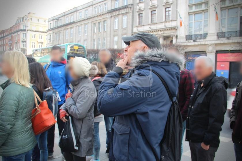 Dublin Yellow Umbrella Free Walking Tours South Side 007