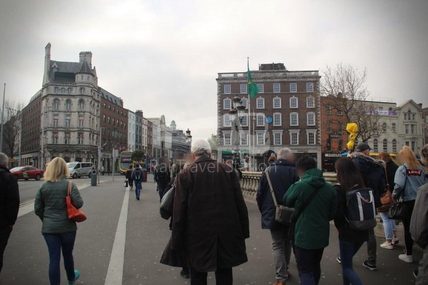 Dublin Yellow Umbrella Free Walking Tours South Side 012