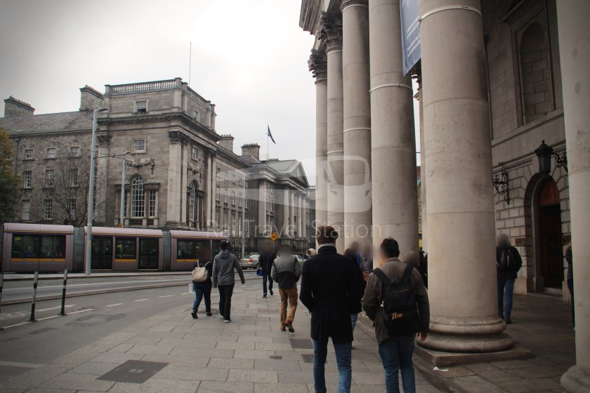Dublin Yellow Umbrella Free Walking Tours South Side 015