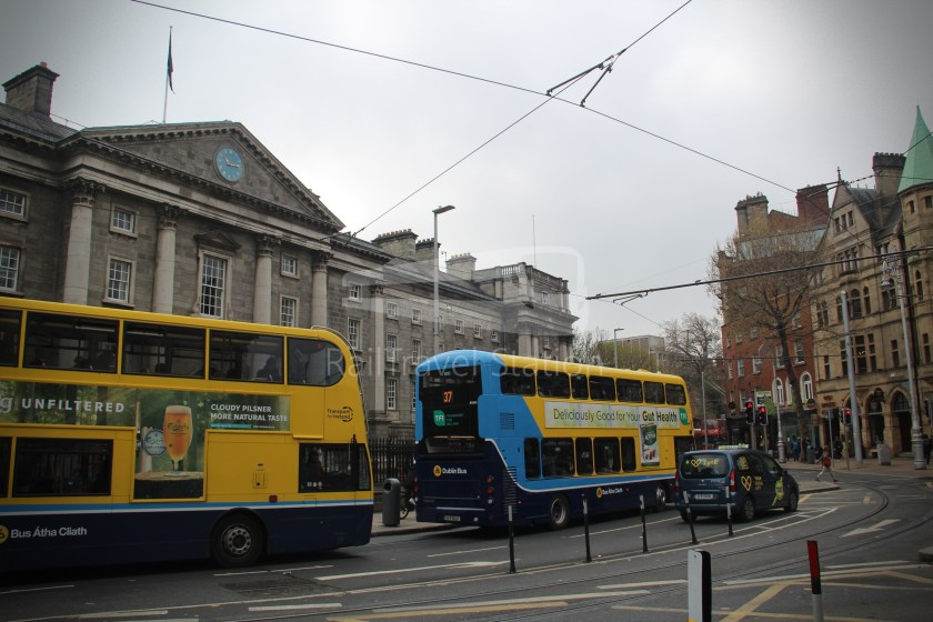 Dublin Yellow Umbrella Free Walking Tours South Side 016