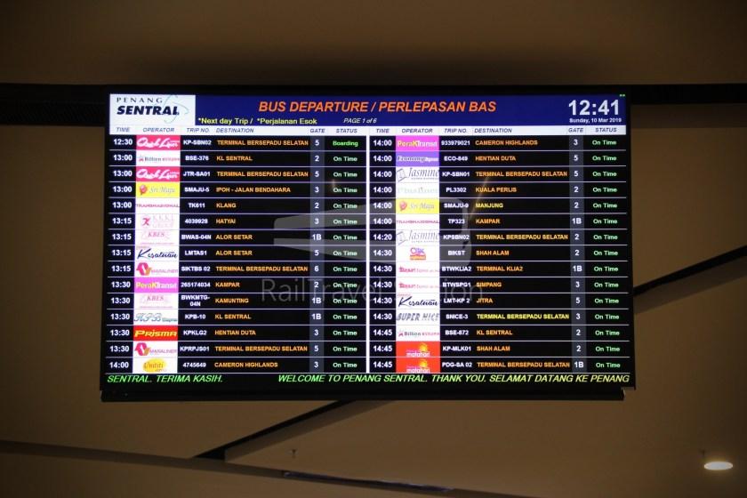 Ekspres Kesatuan Penang Sentral Alor Setar Shahab Perdana 001