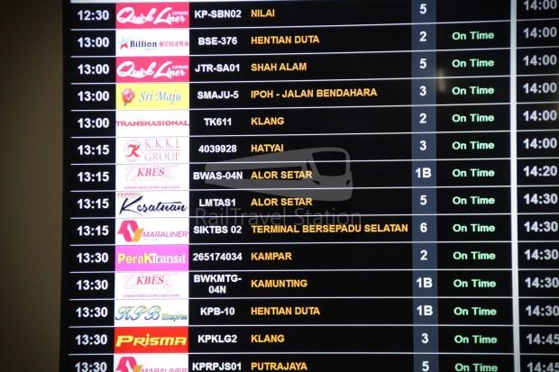Ekspres Kesatuan Penang Sentral Alor Setar Shahab Perdana 002