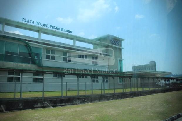 Ekspres Kesatuan Penang Sentral Alor Setar Shahab Perdana 032