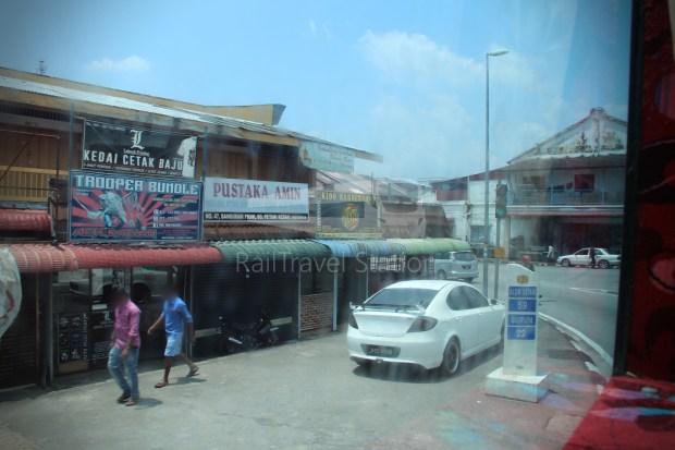 Ekspres Kesatuan Penang Sentral Alor Setar Shahab Perdana 035