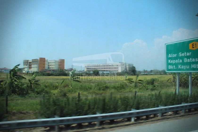 Ekspres Kesatuan Penang Sentral Alor Setar Shahab Perdana 047