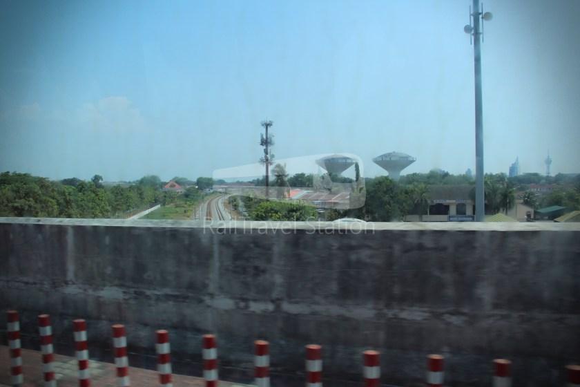 Ekspres Kesatuan Penang Sentral Alor Setar Shahab Perdana 050