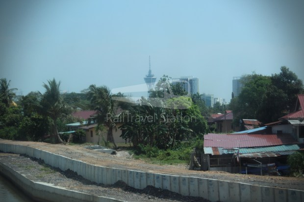 Ekspres Kesatuan Penang Sentral Alor Setar Shahab Perdana 053