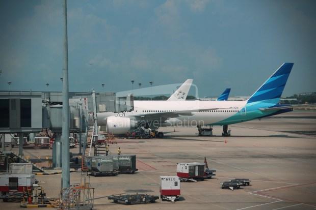 Garuda Indonesia GA86 SIN LHR 03W