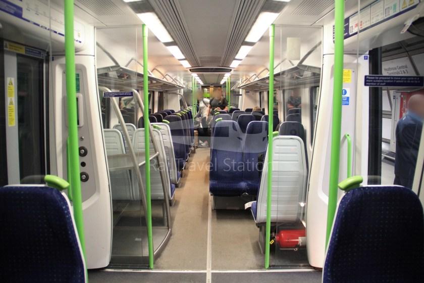 Heathrow Express TfL Rail Terminal 5 Terminal 4 027