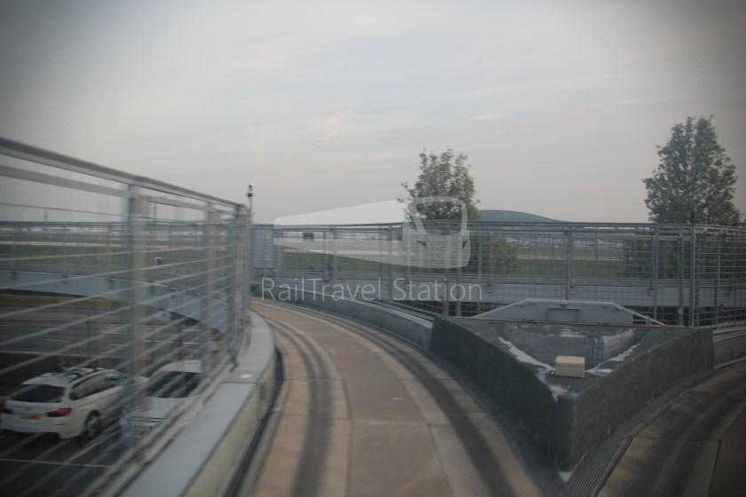 Heathrow Pod Pod Parking Station B Terminal 5 013