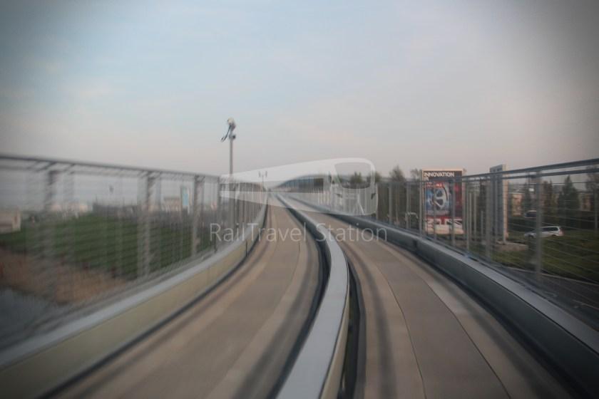 Heathrow Pod Pod Parking Station B Terminal 5 019
