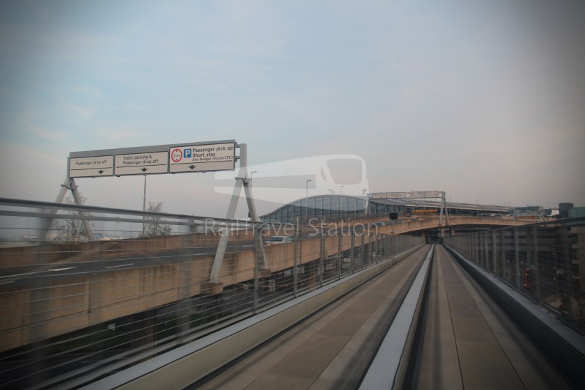 Heathrow Pod Pod Parking Station B Terminal 5 020