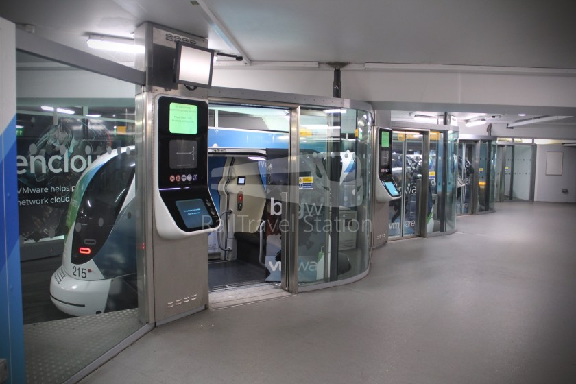 Heathrow Pod Pod Parking Station B Terminal 5 030