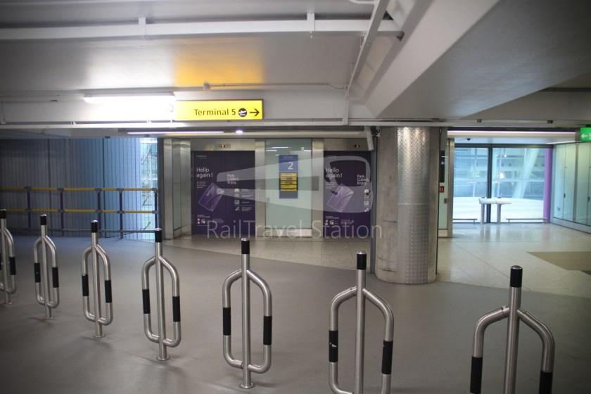 Heathrow Pod Pod Parking Station B Terminal 5 031