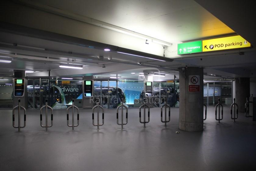 Heathrow Pod Pod Parking Station B Terminal 5 032