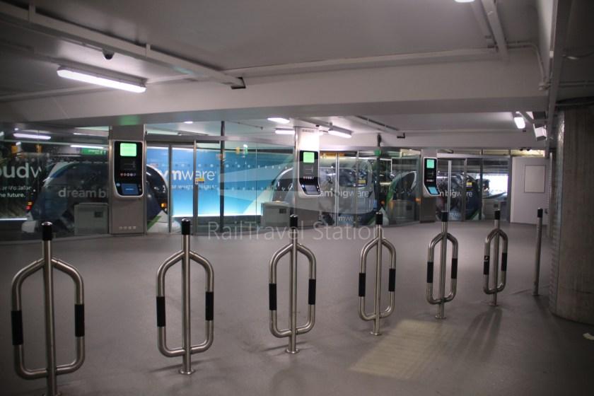 Heathrow Pod Terminal 5 Pod Parking Station A 001