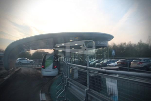 Heathrow Pod Terminal 5 Pod Parking Station A 025