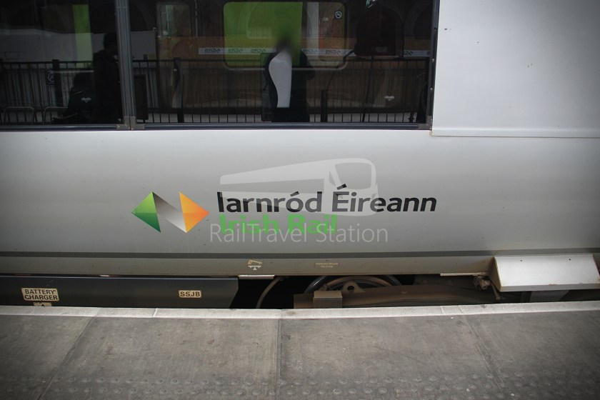 IE Irish Rail 22000 Class InterCity Railcar Exploration 004