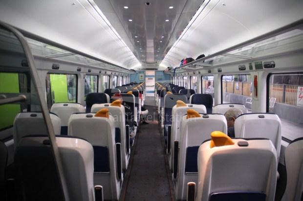 IE Irish Rail 22000 Class InterCity Railcar Exploration 024