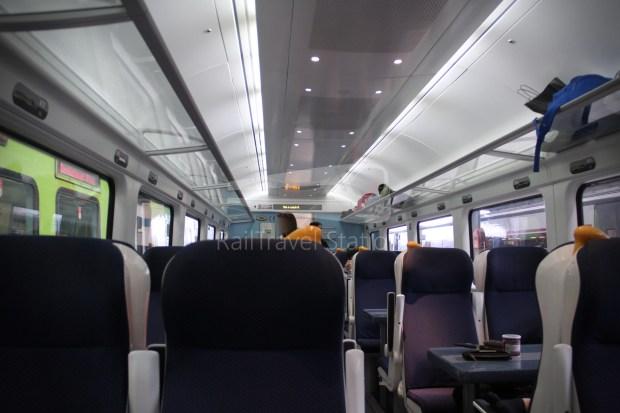 IE Irish Rail 22000 Class InterCity Railcar Exploration 027
