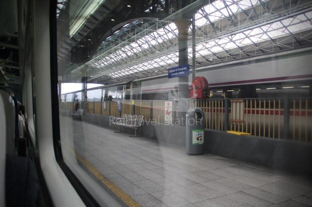IE Irish Rail 22000 Class InterCity Railcar Exploration 032