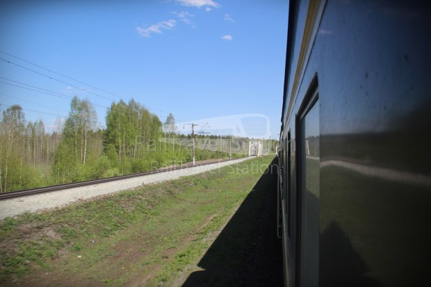 London to Singapore Day 20 Moscow to Beijing 12